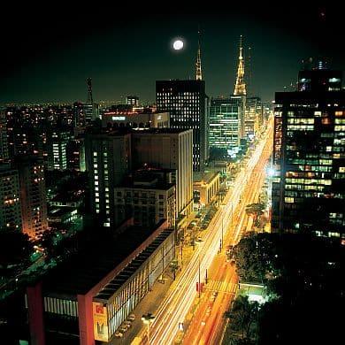 Städtereisen Brasilien Sao Paulo GloboTur