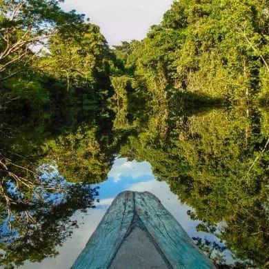 Kanufahrt Amazonas Brasilien Reisen Globotur