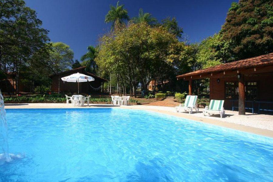 Olho Dagua Pool Bonito Brasilien