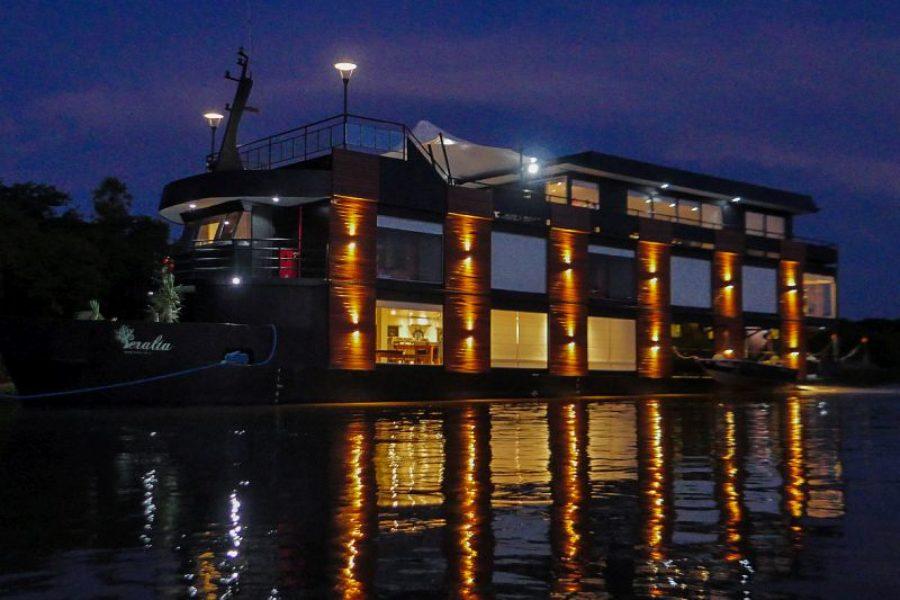 Peralta Schifffahrt Pantanal Brasilien