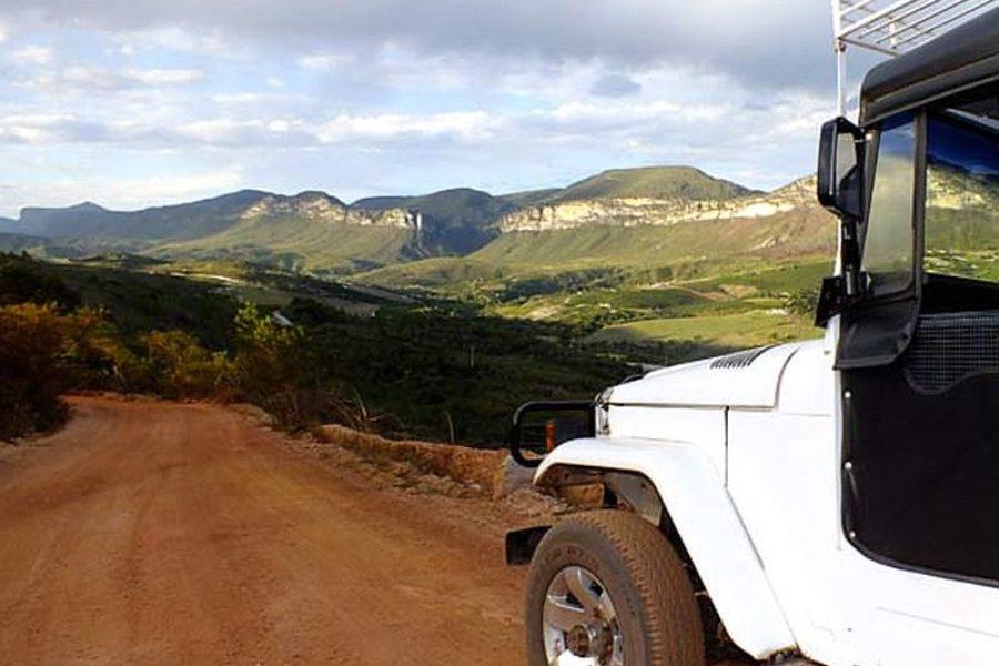 Chapada Diamantina Nationalpark Brasilien GloboTur