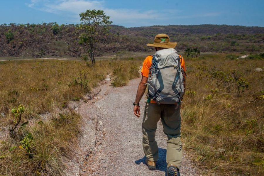 Veadeiros Trekking Brasilien GloboTur