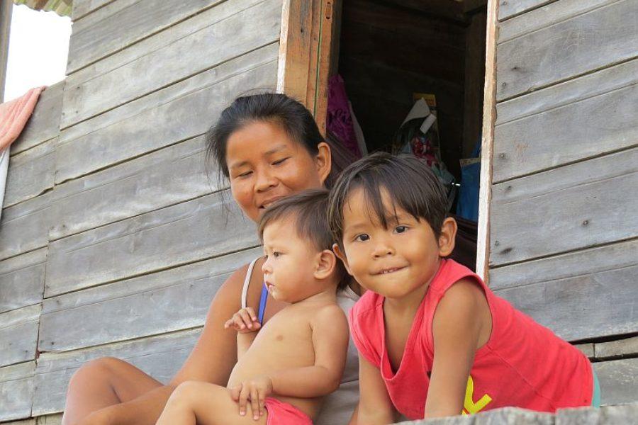 Amazonas Uacari Indigene GloboTur