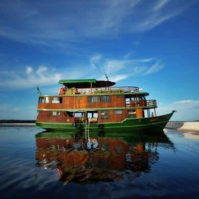 Katerre Amazonas Schifffahrt
