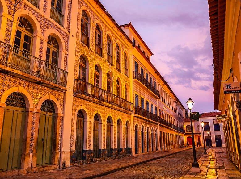 Sao Luis Weltkulturerbe Unesco GloboTur