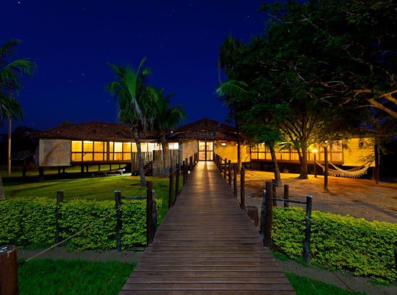 Pousada Caiman Lodge Pantanal Brasilien GloboTur