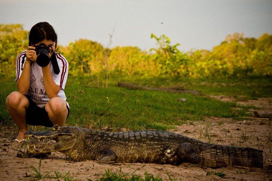Pousada Pequi Pantanal Safari GloboTur