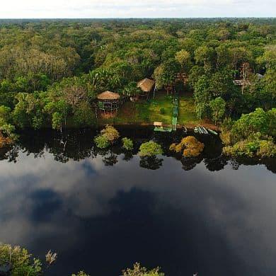 Amazon Tupana Lodge Brasilien GloboTur