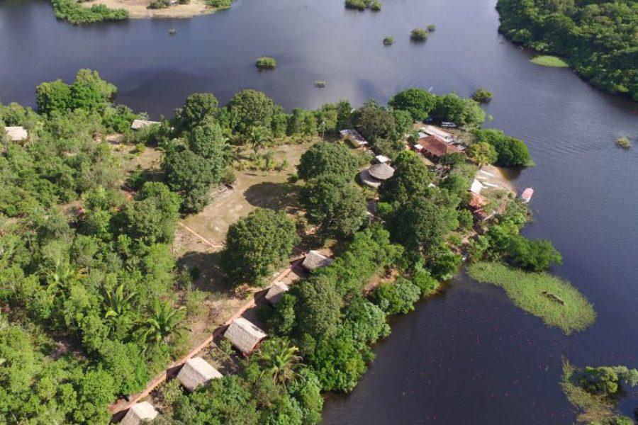 Mamori-See-Turtle-Lodge-Amazonas-GloboTur