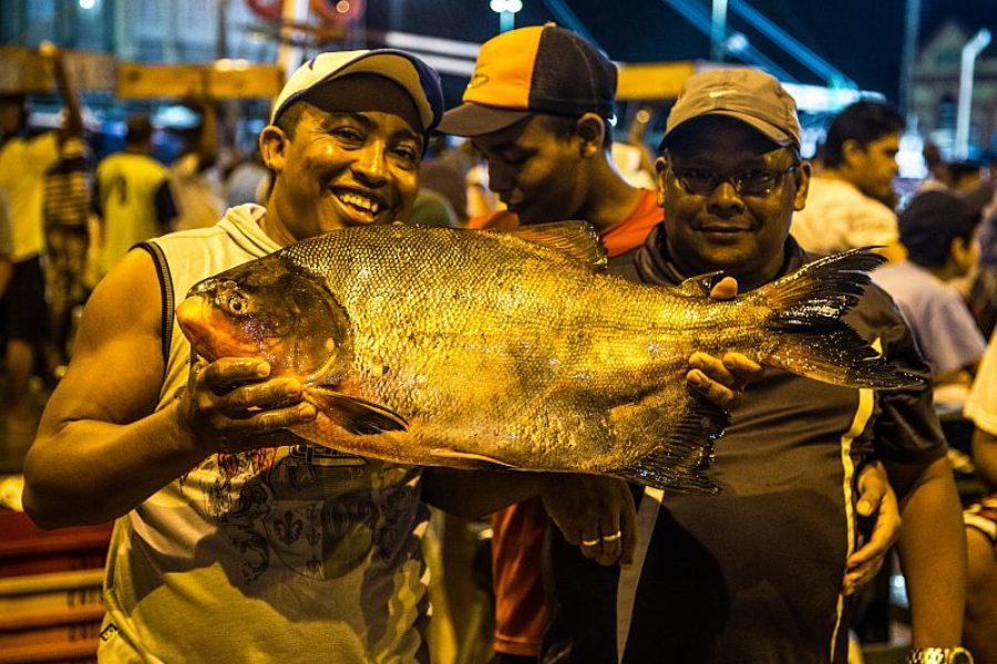 Amazonas Fisch Belem GloboTur