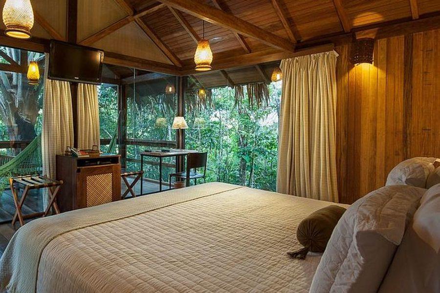 Anavilhanas Deluxe Lodge Bungalow Luxo GloboTur