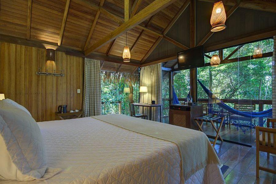 Anavilhanas Lodge Bungalow Luxo Amazonas GloboTur
