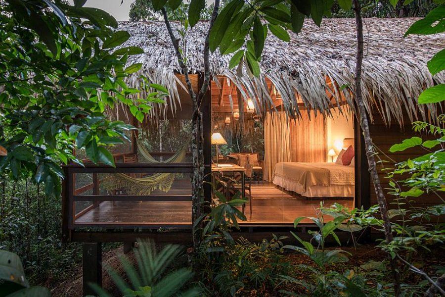 Anavilhanas Lodge Luxo Bungalow Amazonas GloboTur