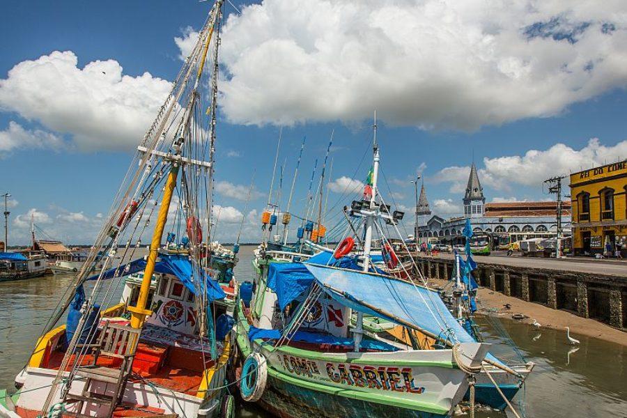 Belem Para Hafenstadt GloboTur