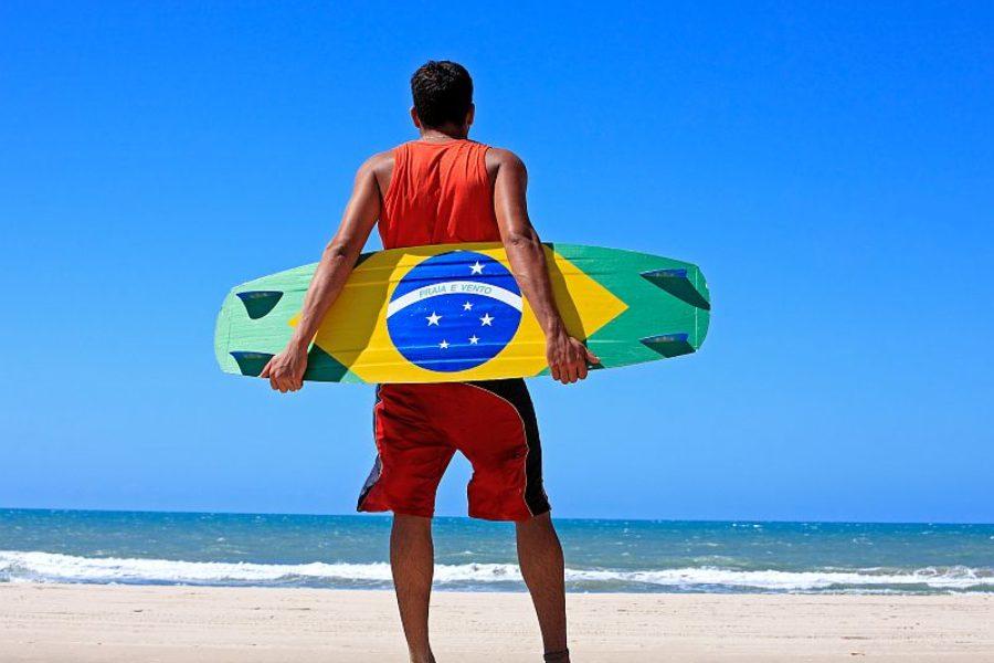 Brasilien-Strandurlaub-Surfen-GloboTur