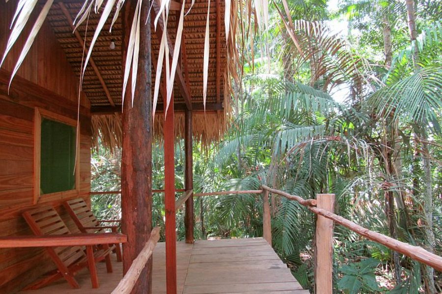Dolphin Lodge Bungalow Amazonas GloboTur