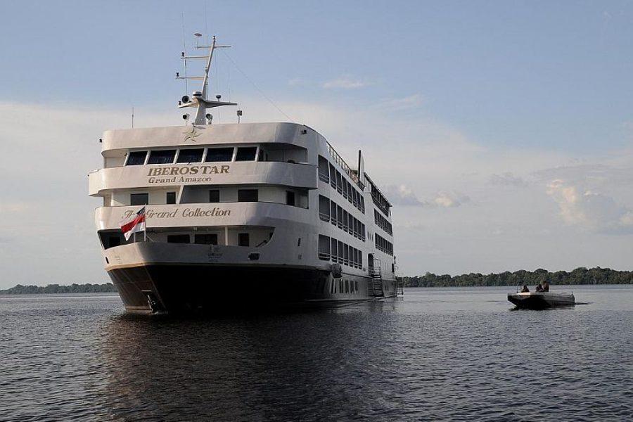 Iberostar Gran Amazon Deluxe Kreuzfahrt GloboTur