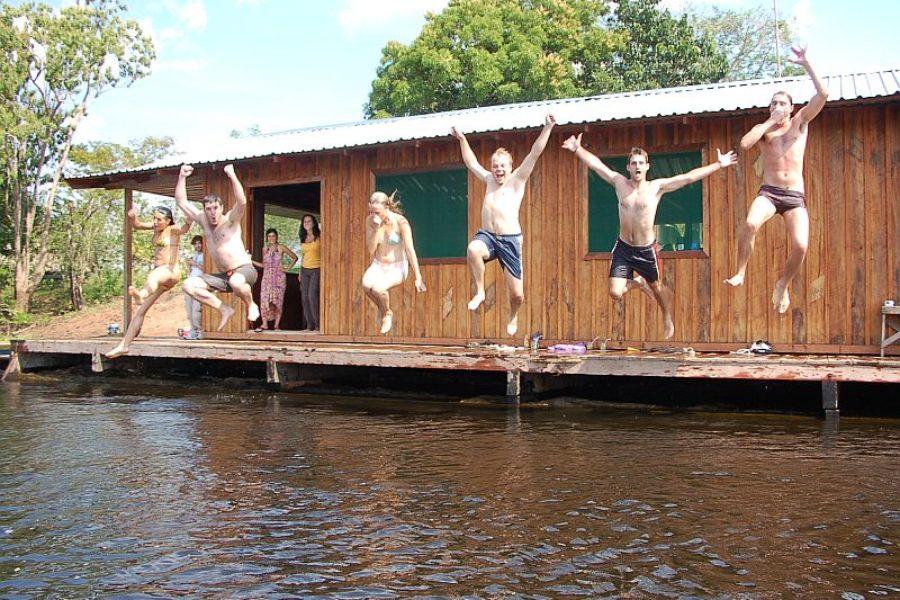 Juma Lodge Naturerlebnis Amazonas GloboTur