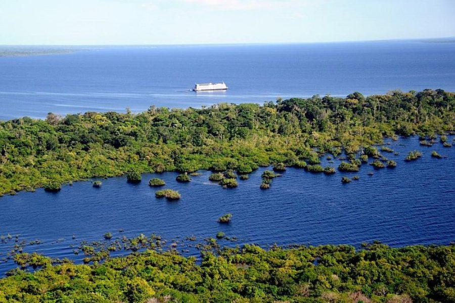 Naturerlebnis Iberostar Gran Amazon Brasilien Kreuzfahrt GloboTur