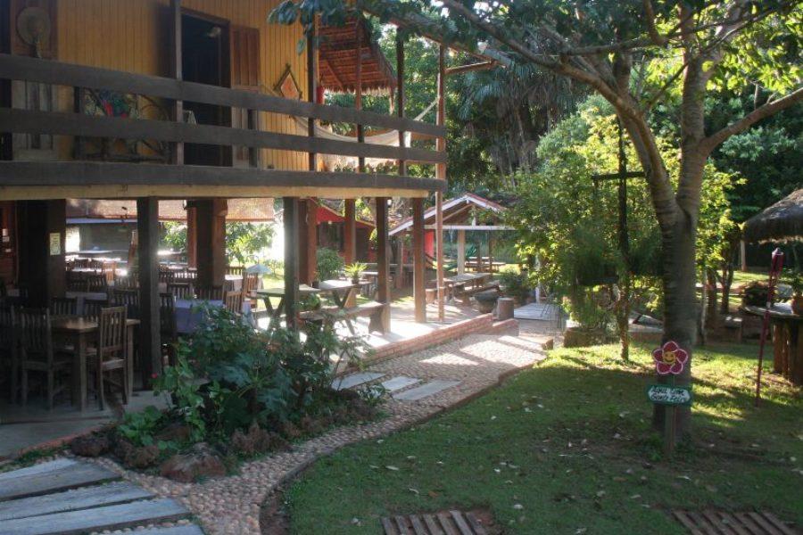 Pousada Jardim Da Amazonia Brasilien GloboTur