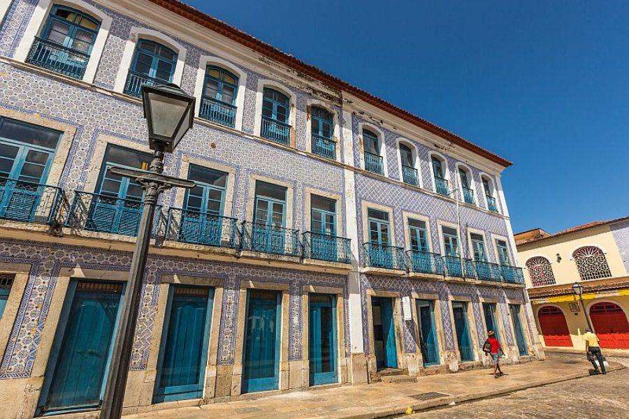 Sao Luis Unesco Weltkulturerbe Brasilien GloboTur