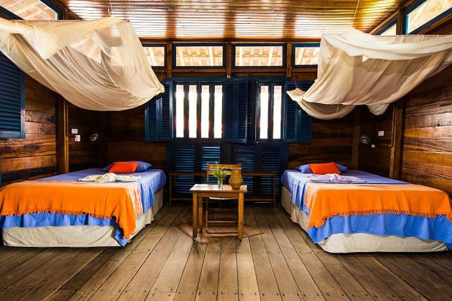 Uacari Lodge Bungalow GloboTur
