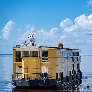 Untamed Amazon Schiffsreise Brasilien GloboTur