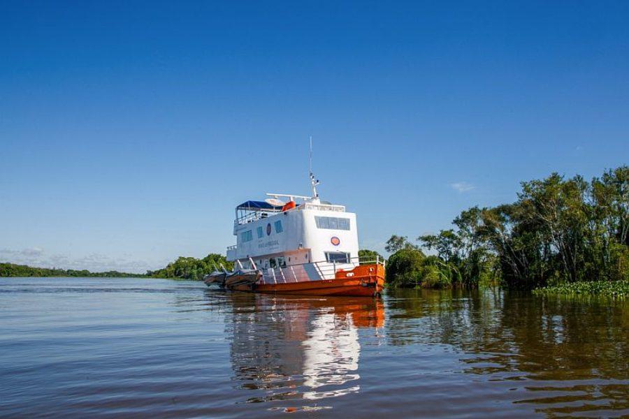 Naturerlebnis Porto Jofre Minas Do Pantanal GloboTur