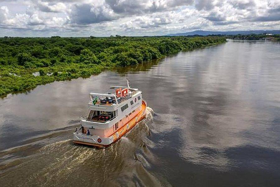 Naturreisen Pantanal Brasilien Minas Do Pantanal GloboTur