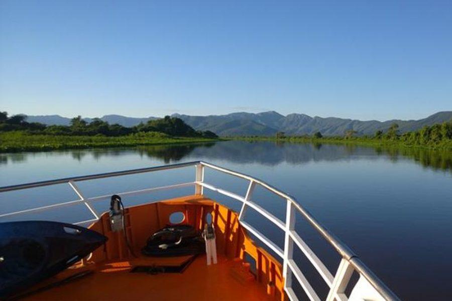 Pantanal Kreuzfahrt Minas Do Pantanal Brasilien GloboTur