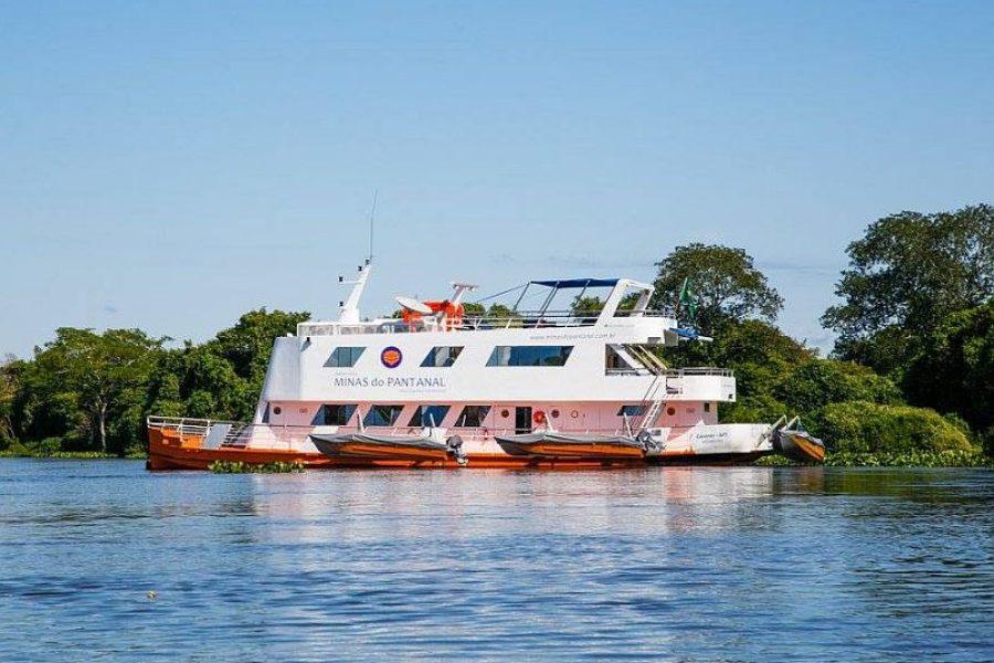 Pantanal Naturparadies Minas Do Pantanal GloboTur