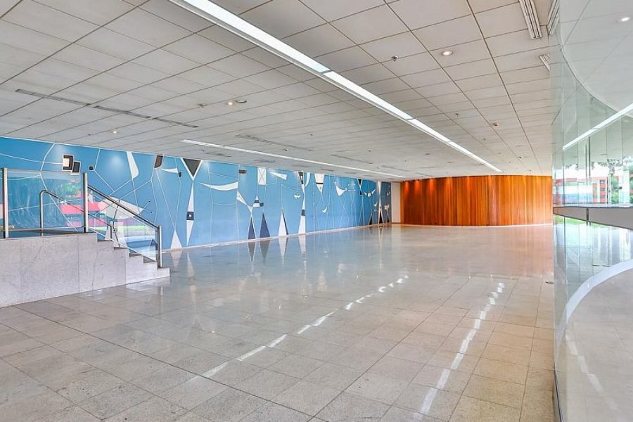 Brasilia Hotel Palace Architektur GloboTur