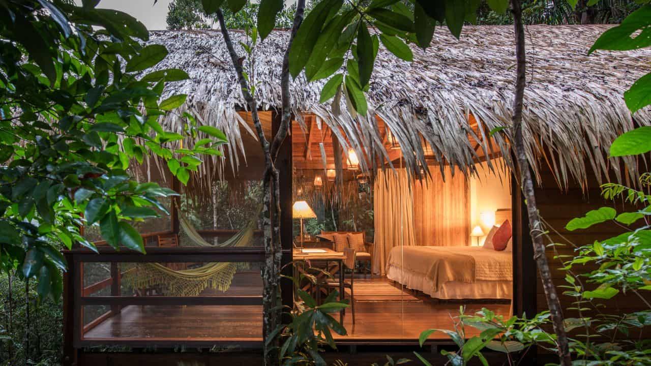 Amazonas Dschungel Lodge Anavilhanas Deluxe GloboTur