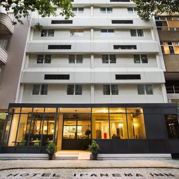 Hotel Ipanema Inn Rio De Janeiro Brasilien Reise GloboTur