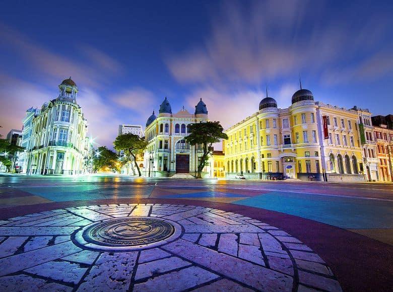 Recife Reise Brasilien Nordosten Historische Tour GloboTur