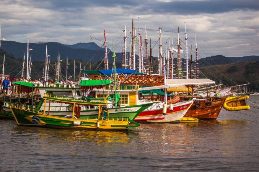 Hafen Paraty Rio GloboTur