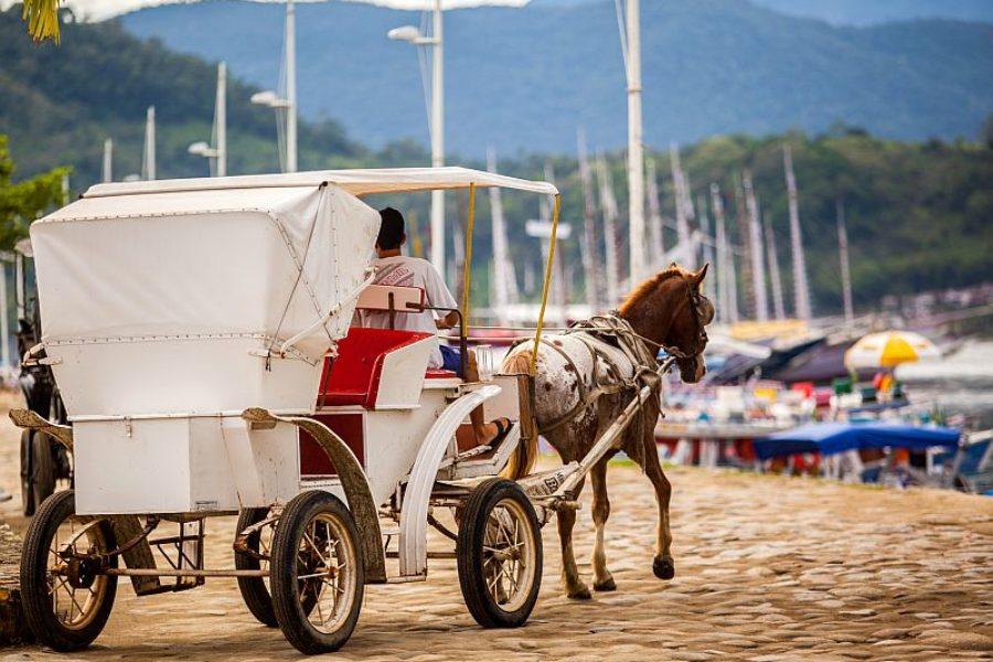 Parati Hafenstadt Rio GloboTur
