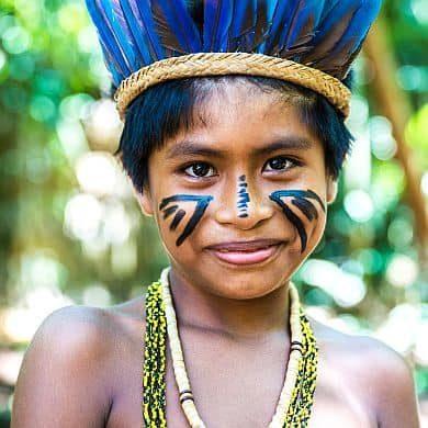 Brasilien-Nachhaltige-Umweltbewusst-Reisen-Menschen-Indianer-Natur-GloboTur